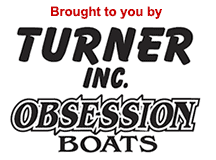 Turner, Inc. Obsession Boats